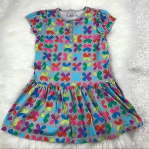 Hanna Andersson Butterfly Basics Dress